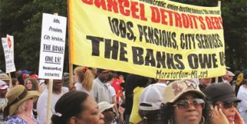 International People's Assembly: Detroit, Michigan