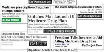 How Democrats Saved Bush's Medicare Drug Program