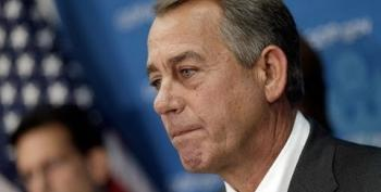 Boehner Tells Colleagues He Won't Default On Federal Debt