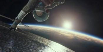 Movie Review: 'Gravity' Is Simply Stupendous
