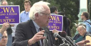 Sanders: Freedom Of Speech Does Not Mean Freedom To Buy The Government
