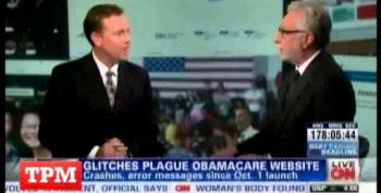 Wolf Blitzer: White House Should Listen To GOP, Delay Obamacare