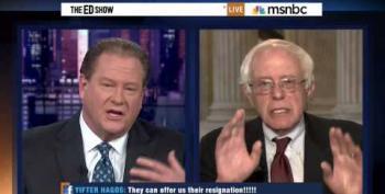 Senator Bernie Sanders: 'Don't Be Hoodwinked' By John Boehner