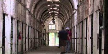 Haunted Prison Creeps Out Visitors