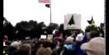 Million Vet March Organizers Pissed At Tea Party Crashers