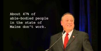 Paul LePage, The New Mr. 47%