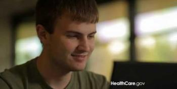 College Student Stands For Obamacare, Conservatives Lose Their Minds