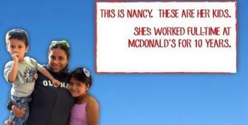 McDonald's Helpline Advises Workers To Apply For Welfare Benefits