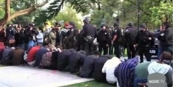 UC Davis Pepper-Spraying Cop Gets $38K Settlement