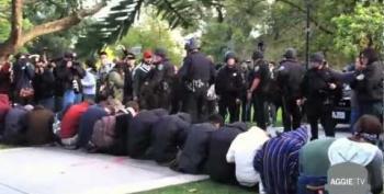 UC Davis Pepper-Spraying Cop Gets $38K Settlement