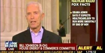 GOP Rep: Obama 'Ought To Reimburse' American People For Website