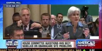 Rep. Shimkus Asks Abortion Questions, Hot Mic Picks Up 'Oh Here We Go!'