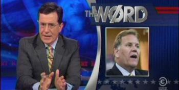 Colbert Savages NSA And Rep. Mike Rogers In 'See No Evil' Segment