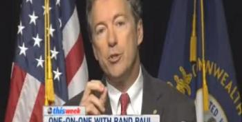 Rand Paul Wants To Challenge 'Haters' Like Maddow To A Gunfight Over Plagiarism Charge