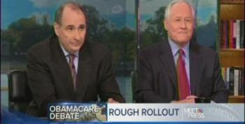 Axelrod Hits Kristol For Predictions That ACA Has Failed: 'Spoken Like A Man Who Has Good Health Insurance'
