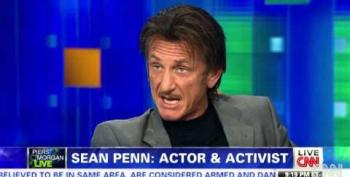 Sean Penn: There's A Mental Health Problem In Congress