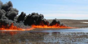 Nearly 300 Unreported Oil Spills In North Dakota