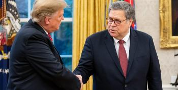 Inside Trump And Barr's Last-Minute Killing Spree