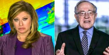 Alan Dershowitz: Trump's Riot Incitement Is 'Protected By The First Amendment'