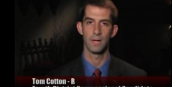 Tom Cotton's Stolen Valor Busted! He Wasn't An Army Ranger As Claimed