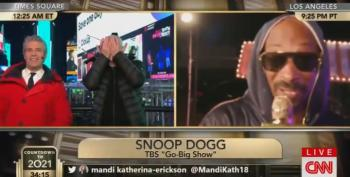 CNN Plays 'Have You Gotten High At...' With Snoop Dogg