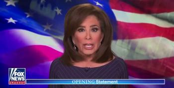 Jeanine Pirro Demands MAGA Insurrectionists Stop Blaming Antifa For Storming The Capitol