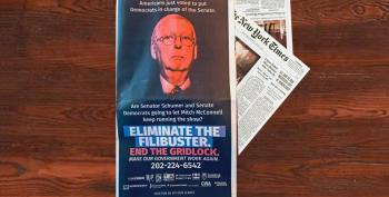 'Fix Our Senate' Fights For End To Filibuster