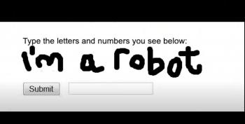 Verifying You're Not A Robot