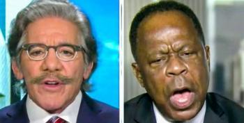 Fox News Meltdown After Geraldo Says Trump Incited Insurrection