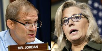 Jim Jordan Calls For Liz Cheney To Resign From House Leadership Position