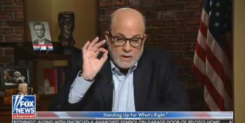 Watch Mark Levin Describe Election Outcome Without Mentioning 'Voters' Once