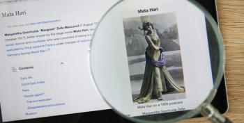Wikipedia At 20: Why It Often Overlooks Women In History