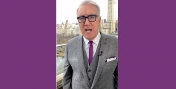 Keith Olbermann:  If Republicans Had The House, We'd Be In A Dictatorship
