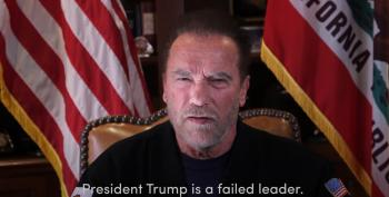 Schwarzenegger's Powerful Message About The MAGA Sedition Riot