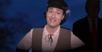 Thanks To Trump's MAGA Insurrection, Randy Rainbow Breaks His 'No Repeat' Rule For 'Sedition'