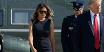 Melania Trump's Poll Numbers Hit Rock Bottom As She Prepares To Leave White House
