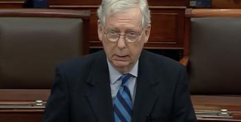 McConnell Points The Finger At Trump: 'The Mob' Was 'Provoked By The President'