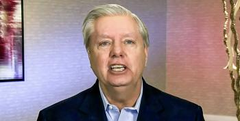 Lindsey Graham Uses Inauguration As Opportunity To Trash Hunter Biden