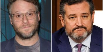 Seth Rogen Levels Ted Cruz On Twitter: 'Get F*cked Fascist'