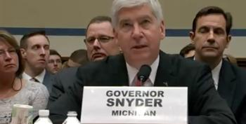 Ex-MI Gov. Rick Snyder And Others To Be Charged In Flint Water Crisis