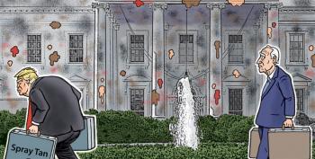 CARTOON: The Presidential Transition
