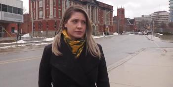 Canadian Reporter Says FHRITP Harassment 'Needs To Stop'