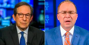 Chris Wallace Grills Mick Muvaney For Last-minute Resignation: 'You Were One Of The Yes Men'