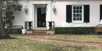 Did Ted Cruz Leave His Dog Snowflake Home Alone? Of Course