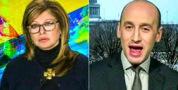 'This Is Madness!' Stephen Miller Has Meltdown On 'Canceling President Trump'