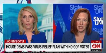 Dana Bash Pretends GOP Will Ever Bargain In Good Faith With Biden