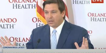 De Santis Threatens To Pull COVID Vaccines From Critics' Communities
