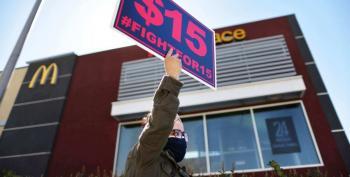 Progressives Continue To Fight For $15