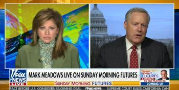 Meadows Blames Anyone But Trump For Lack Of National Guard At MAGA Insurrection