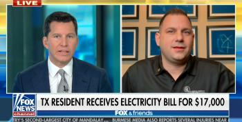Fox Host Pretends To Care About Price Gouging In Texas